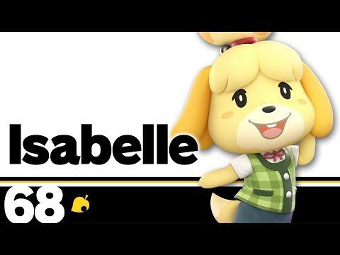 68: Isabelle – Super Smash Bros. Ultimate