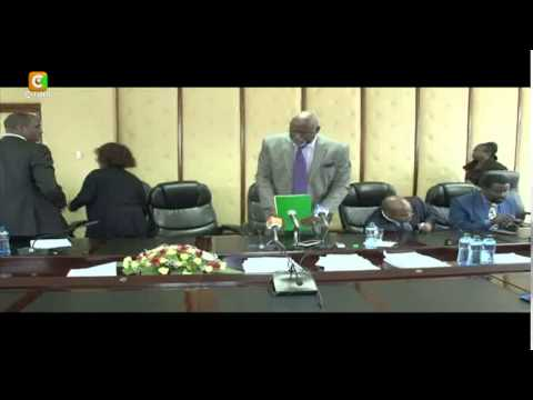 EACC commissioners' probe tribunal rendered jobless