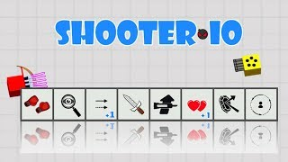 НОВАЯ ИНТЕРЕСНАЯ ИО IO ИГРА НА АНДРОИД ОБЗОР СКАЧАТЬ SHOOTER.IO BETA ANDROID GAMEPLAY HD IO GAMES