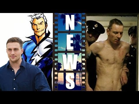 Aaron Taylor-Johnson is Quicksilver, Michael Fassbender's Full Frontal Shame - Beyond The Trailer