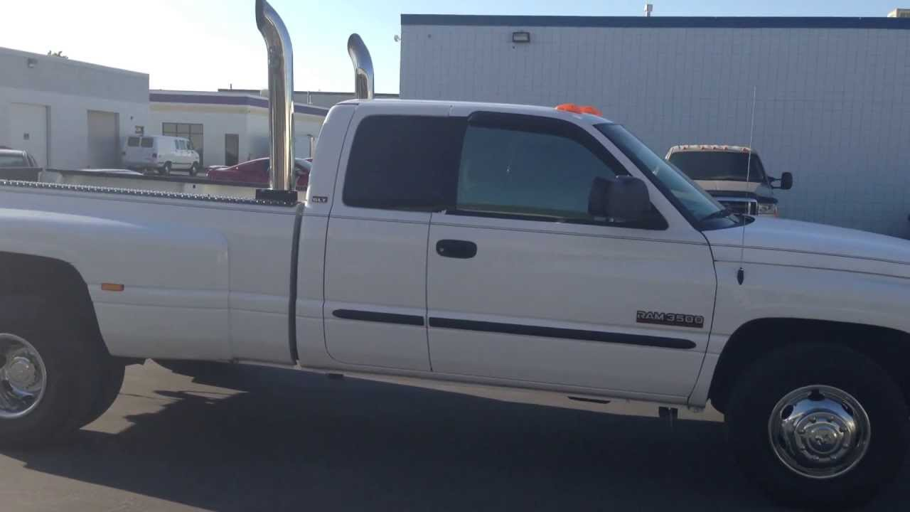 ... SLT DUALLY ... 24v Cummins