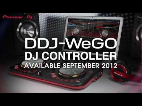 Pioneer DDJ-WeGO Official Promo