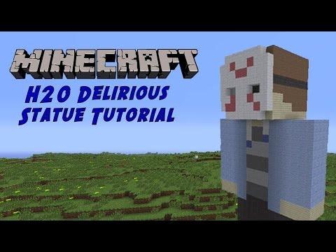 h20 delirious gta 5 fan art  Minecraft Tutorial: H20 Delirious