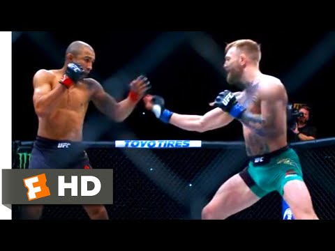 Conor McGregor: Notorious (2017) - Conor McGregor vs. Jose Aldo Scene (7/10)   Movieclips