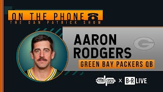 Packers QB Aaron Rodgers Talks Mahomes, Darnold & More with Dan Patrick | Full Interview | 10/22/19