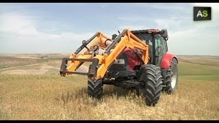 AS An invention prevents tractor rollover, the primary cause of death in the field