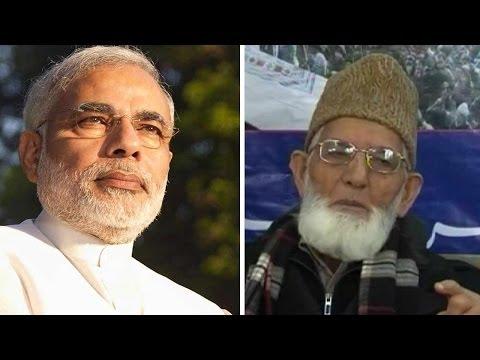 Modi sent emissaries to me: Syed Ali Shah Geelani