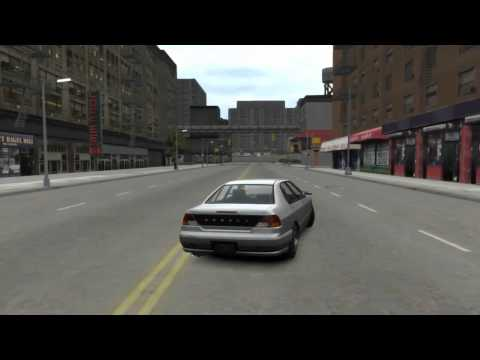 GTA IV - GTA 3 (Liberty City Stories) in RAGE HD