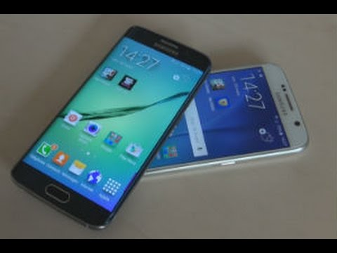 Galaxy S6 et S6 Edge : premiers tests sur les nouveaux Samsung