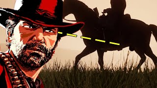 Red Dead 2's Dynamic Horse Testicle Physics Are Nuts