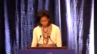 Michelle Obama Saying That Barack Obama (Barry Soetoro) Was Born In Kenya