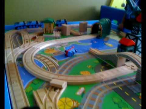thomas the train track layout instructions