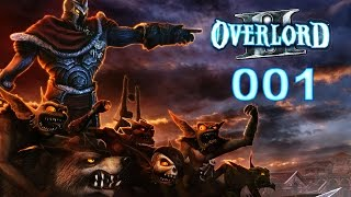 Let's Play Overlord II #001: Ein neues Übel