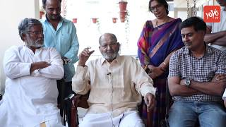 Viswadarsanam Movie Teaser Launch By Director K Viswanath | Tanikella Bharani