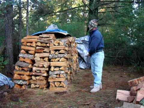 1 quart of wood
