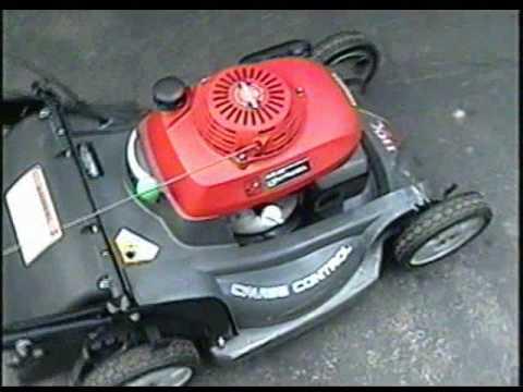 Honda Hrx 217 Lawnmower Youtube