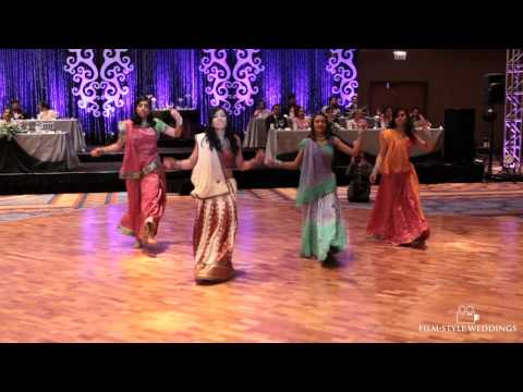 Ronak + Swetal - Reception - Dance Performances