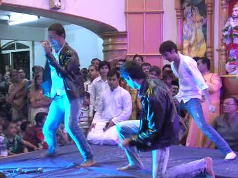 Rocky Sharma's Perfomance On Go Go Go Govinda In Hd video