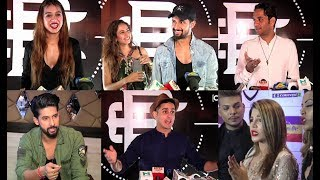 Tv Celebs Reaction On Bigg Boss 11 Shilpa Shinde, Hina Khan And Vikas Gupta