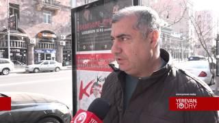 Harcumner Erevanum 04.03.2015