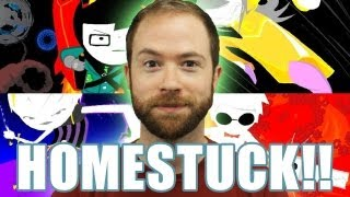 Is Homestuck the Ulysses of the Internet? | Idea Channel | PBS Digital Studios
