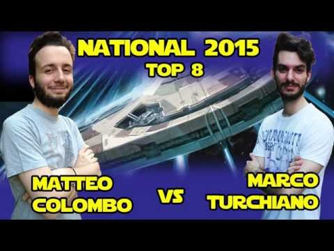 POST COMMENTARY #13 - National 2015 - Top 8 - Tavolo 1