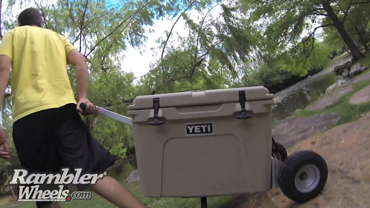 Yeti Coolers Wallpaper Yeti Cooler Wheel System The
