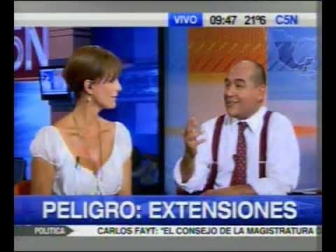 Tricólogo Miguel Cisterna | C5N | CabelloySalud ®