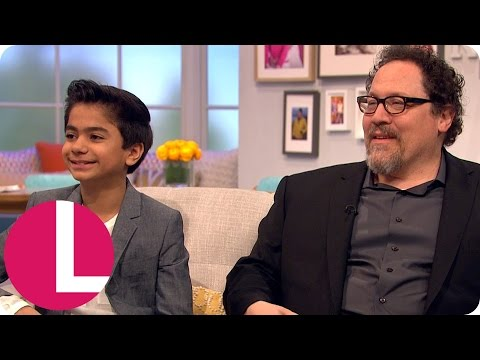 The Jungle Book's Jon Favreau And Neel Sethi On The New Film | Lorraine