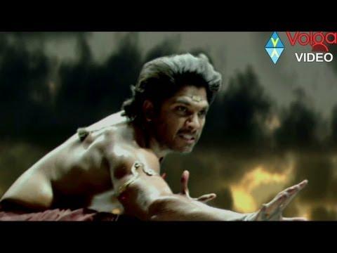 Bunny & Aarya Best Action Video From Varudu video