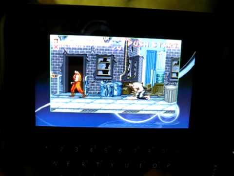 ANDROID ARCADE - MAME. Capcom & Neo-Geo Emulator for Android on G1