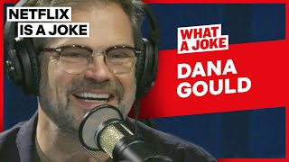 Dana Gould Got Depressed Writing For The Simpsons | What A Joke | Netflix Is A Joke