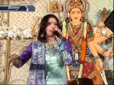 Shahnaz Akhtar A Great Chhattisgarhi Singer Durga Mata Ka Jagarata...