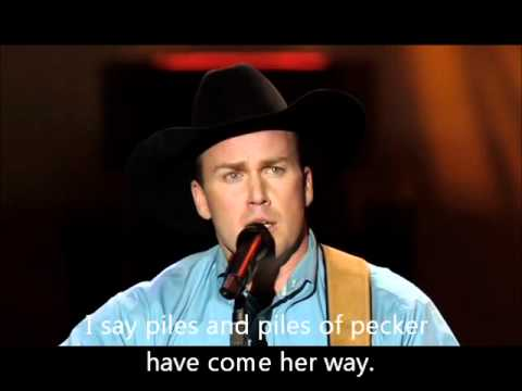 Rodney Carrington - Shes Seen A Lot Of Dick