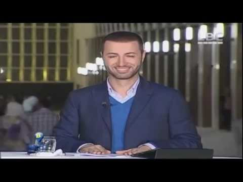 Simo Benbachir on B-Beirut on LBC ( April 2013 ) - Interview with Ahmed Chawki by Bilal Al Arabi