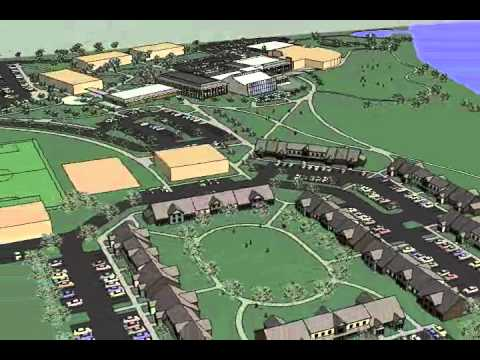Wright State University Lake Campus Master Plan