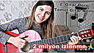 (21.1 MB) Gitar Nasıl Çalınır ? 2. Ders Am(La minör) E ( Mi majör) Akorları I Folk Ritmi Mp3