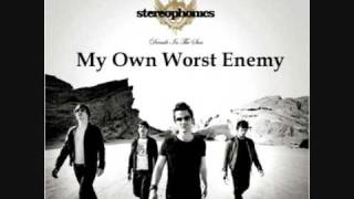 Watch Stereophonics My Own Worst Enemy video