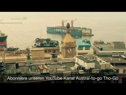 """Trailer zum neuen Blog """"Auswandern und Reisen"""""""
