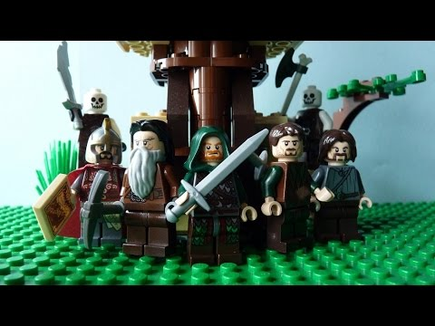 The Knight of Infinite Promise (Brickfilm)