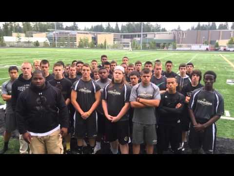 Lynnwood high school football fundraiser 2014