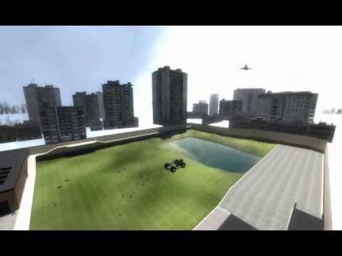 Garry's mod Зомби Апокалипсис 1:часть 1 (Начало-Конца)