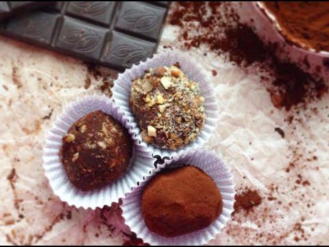 Шоколадные конфеты трюфель / Chocolate Truffle
