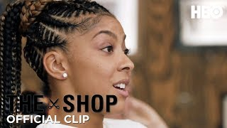 'Candace Parker's Sacrifice' Official Clip | The Shop | HBO