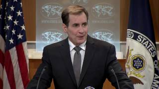 Daily Press Briefing - December 12, 2016