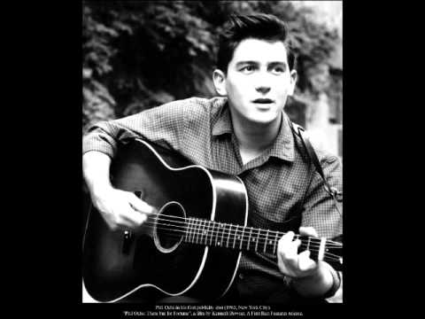 Phil Ochs - Spanish Civil War Song