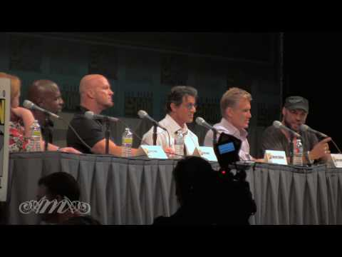 SDCC10: The Expendables Part 5