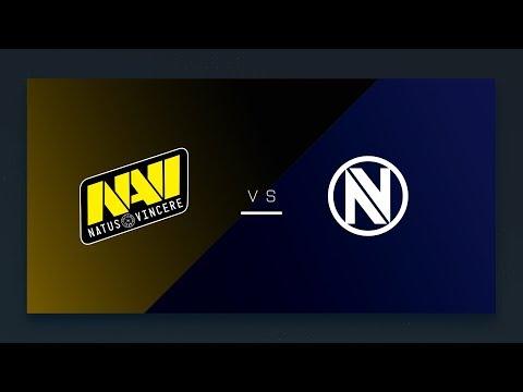 CS:GO - NaVi vs. EnVyUs [Cbble] Map 2 - EU Day 13 - ESL Pro League Season 6