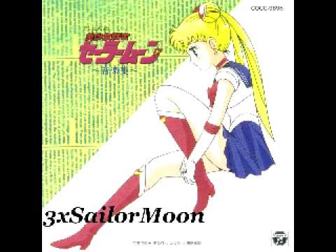 ♫Sailor Moon   Music Collection♫~10  Moon Prism Power Make Up!