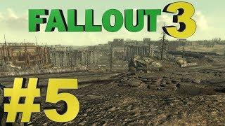 Fallout 3 |Высокая сложность |Прохождение на стриме | ЧАСТЬ 5